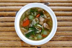 Смешанное карри овоща пряный вкус стоковые фото