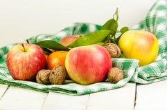 Смешанное свежих фруктов Стоковые Фото