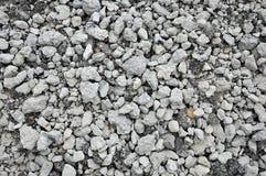 Смешанные малые гравии и асфальт Стоковая Фотография RF