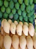 Смешанные манго стоковые изображения
