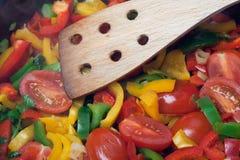 смешанные овощи Стоковая Фотография