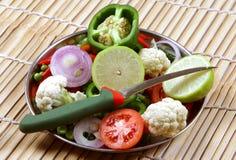 смешанные овощи Стоковая Фотография RF