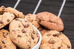 Смешанные печенья на шаре Стоковые Фото