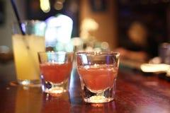 смешанные пить Стоковые Фото