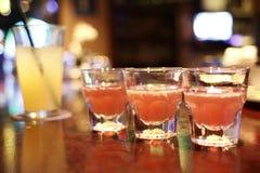 смешанные пить Стоковая Фотография RF