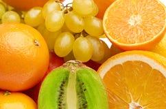 Смешанные плодоовощи стоковое фото rf