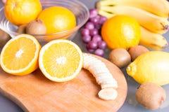 Смешанные плодоовощи Стоковая Фотография