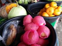 смешанные плодоовощи стоковые фото