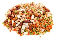 смешанные legumes Стоковое фото RF