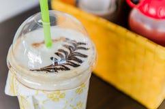 Смешанный кофе эспрессо Стоковая Фотография RF