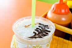 Смешанный кофе эспрессо Стоковое Изображение RF