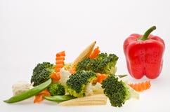 Смешанный овощ Стоковые Фотографии RF