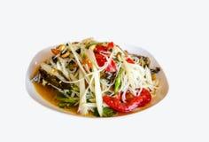 Смешанный овощ SOMTAM Стоковые Фото