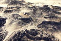Смешанный песок Стоковое фото RF