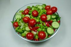Смешанный салат для обедающего Стоковое фото RF