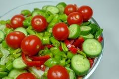 Смешанный салат для обедающего Стоковое Фото
