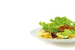 смешанный салат Стоковая Фотография