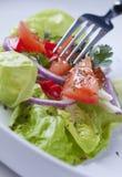 Смешанный салат Стоковое Фото
