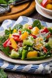 Смешанный салат, vegetable салат Стоковое фото RF