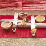 смешанный fondue 01 Стоковые Фотографии RF