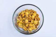 Смешанный granola Стоковые Фотографии RF