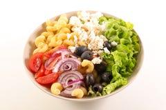 Смешанный vegetable салат стоковое изображение