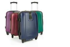 Смешивание багажа перемещения Стоковое Фото