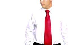смешивание бизнесмена предпосылки Стоковая Фотография RF