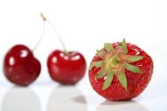 смешивание плодоовощ Стоковое фото RF