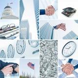 Смешивание США Стоковые Изображения