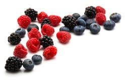 Смешивание ягод Стоковая Фотография RF