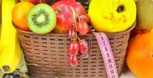 Смешивание Healty органическое состава плодоовощей Стоковая Фотография RF