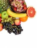 Смешивание Healty органическое состава плодоовощей Стоковое фото RF