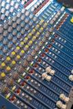 смешивать стола Стоковая Фотография RF