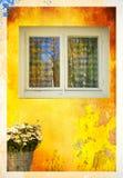 смешная дом стоковое изображение rf