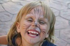 смешная девушка немногая Стоковые Фото