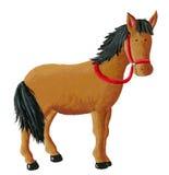 Смешная лошадь иллюстрация вектора