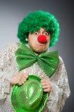 Смешная персона в концепции праздника St. Patrick Стоковое Изображение