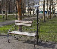 Смешная скульптура парка Стоковые Фотографии RF
