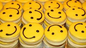 Смешная улыбка тортов Стоковые Фото