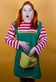 Смешное Pippi Стоковая Фотография