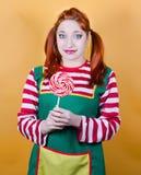 Смешное Pippi Стоковое Изображение RF