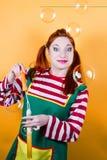 Смешное Pippi Стоковая Фотография RF