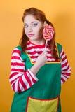 Смешное Pippi Стоковое Фото