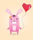 смешной кролик Стоковая Фотография RF