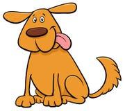 Смешной персонаж из мультфильма любимчика собаки Стоковые Фотографии RF