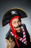 смешной пират Стоковая Фотография