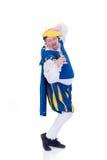 смешной принц halloween Стоковые Фотографии RF