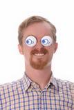 смешной человек toys очень детеныши Стоковые Изображения RF
