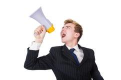 Смешной человек Стоковое Изображение RF